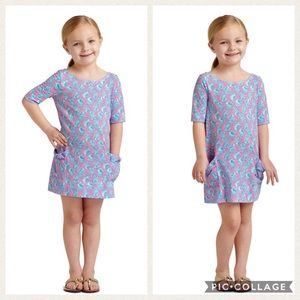 Lilly Pulitzer Esme A Little Tipsy cotton dress